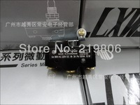 High quality LXW5-11G2 Panel Mount Short Roller Hinge Lever Micro Basic Switch10pcs/lot Free Shipping