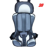 New arrival car child safety seat baby car seat isofix Free Shipping