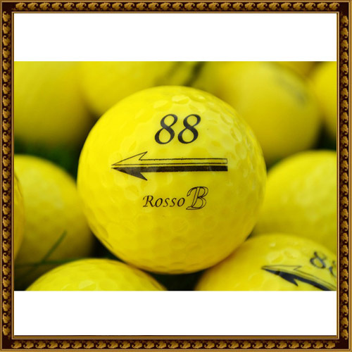 Free Shipping 2013 New Hot Sale Rubber Training Practice Golf Sports Elastic Golf Balls GYD81(China (Mainland))