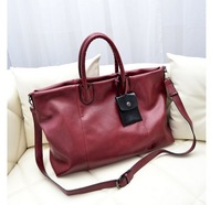 FLYING BIRDS! FREE SHIPING PU leather Simple atmosphere handbags fall new LS0313