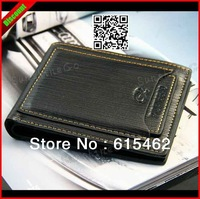 Hot Selling Leather Men Brand Wallet And Purse With Removable Card Slots For The New Leather Wallet WA-003