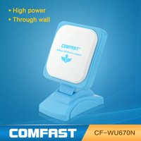 Mini Comfast WU670N 150Mbps 802.11n/g/b USB Network LAN WiFi  Adapter