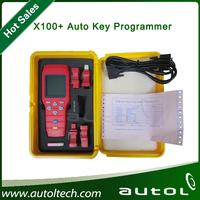X-100+ Auto Key Programmer Auto Key Code Reader X100 Key Programmer X-100+ English Version