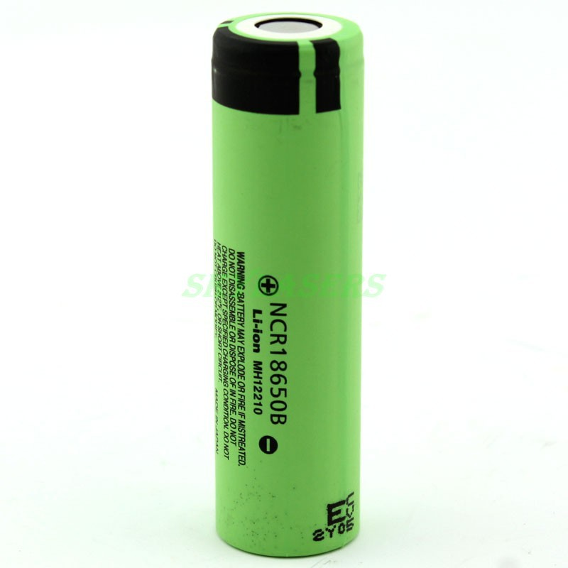 NEW 4 pcs/lot New Original 18650 NCR18650B Rechargeable Li-ion battery 3.7V 3400mAh For Panasonic +Free shipping(China (Mainland))
