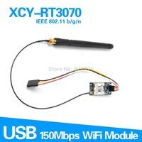 rt3070 wifi usb adapter, usb wifi wireless adapter, XCY RT3070 WPA/WP2, 64/128/152-bit WEP, WPS