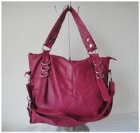 A101(lavender ) wholesale popular bag,purses,fashion ladys handbag,42x25cm,PU,7 different colors,two function,Free shipping