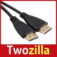 [Twozilla] 3Ft 1m HDMI V1.4 AV Cable High Speed 3D Full HD 1080P for Xbox DVD HDTV Hot