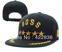 UNDEFEATED BOSS Snapback hats Fashion men female hiphop womens baseball caps 3 styles hip-hop cap Free Shipping