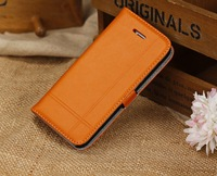 New fashion leather wallet style Case Case For iPhone5C  ,Support a large number of wholesale, Free shipping 5pcs/lot