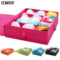 Underwear storage box underwear bra storage box socks storage box drawer water wash