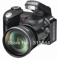 Free shipping Protax baoda heater d3000 lens dual power digital camera