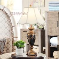 Fashion vintage table lamp bedroom bedside lamp lighting 2013