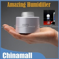 Portable Amazing Humidifier Water Bottle Air Mist Mini Ultrasonic For Office Room And Home Free Express 10pcs/lot