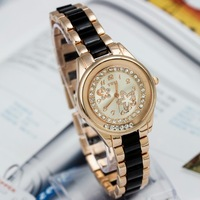 FreeShip+ Autumn and winter high quality women's watch personalized diamond watch women's fashion watch
