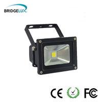 12 volt led flood light 10w with USA Bridgelux 45mil IP65 for garden lawn application