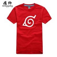 Cotton short-sleeve 100% T-shirt plus size plus size personality cartoon personalized  100% Cotton custom logo