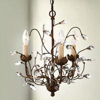 Vintage 3 branches pendant light american style pendant light tieyi branches pendant light personalized pendant light