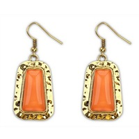 Min.order is $5 (mix order)Free Shipping, Bohemian metal earrings 101049