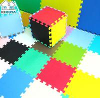 Mats child puzzle solid color plastic carpet eva foam mat floor mat 30cm