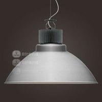 Loft matt black vintage american pendant light pa009