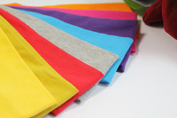 New arrival wholesale price (6 pieces/lot) multicolour elastic sports Yoga headbands for women wide cotton hair band