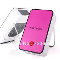 Portable desktop Mini warm heaters, multiple overheat protection, security and stability, energy saving, no noise Free Shipping