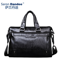 Saron Dandee fashion style Male vintage bag hot selling backpack large Capacity casual man bag
