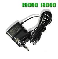 Genuine EU Plug Micro Adapter Travel Charger For SAMSUNG Galaxy S I9000 I997 I897 C3300K I8000 Cargador Chargeur Carregador