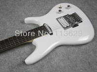 Electric Guitar, High Quality JS2400 White Guitar