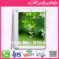 Ultra thin ONDA V819 mini Quad Core MTK8389 3G Tablet PC 7.9Inch IPS Screen Android 4.2 Dual camera 16GB