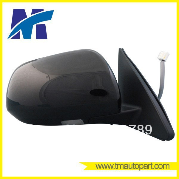 Supply Toyota Highlander rearview mirror 2009 mirror car(China (Mainland))