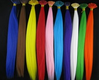 """free shipping 100pcs 16"""" Long Grizzly Feather Hair Extensions hair extension DIY"""