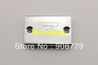 Brand New Chrome Brake Fluid Reservoir Cap For Suzuki GSXR600 GSXR750 GSXR1000 GSXR1100