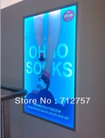 Wall-Mounted Snap Frame A1 Size Led Advertising Light Box