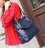 Big bags 2013 women's handbag brief fashion shoulder bag handbag female plaid