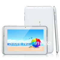 7 inch Android 4.04 Tablet PC  Sanei N78 Fashion Wifi 5 Point Touch Capacitive Screen 512MB RAM/8G ROM  White DA0980