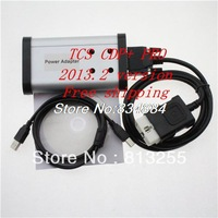 New 2013R3 with LED TCS    CDP+ PRO Plus 2013.3 version can test  CARs+TRUCKs A+ free shipping  free technical