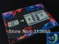 2013 NEW   Stage magic props --- banknotes larger