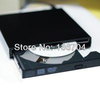 USB 2.0 External DVD Writer Reader Drive Player Burner For All PC
