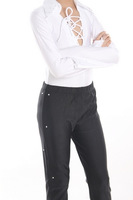 Male child Latin dance set boy Latin practice service top trousers