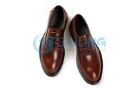 Free Shipping!!! Leather men's singles shoes authentic 2013 summer dress soft breathable business casual shoes new men's shoes