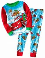 RETAIL! Free Shipping 2pcs set, Kids Nightwear, Long Sleeves Sleepwear, Baby Pajamas, Children Homewear,Baby Pajama Sets A5392