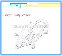 Walkera QR W100S Parts Lower body cover QR W100-Z-02 Spare Parts For WALKERA QR W100S WIFI FPV +Low shipping fee