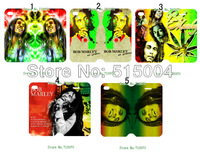 2014 PU leather flip card wallet  Bob marley cases  for iPhone 4 4S  wholesale 5PCS/LOTS +free shipping
