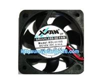 XFan 4010 RDL4010S 12V 0.06A 2Wire Cooling Fan