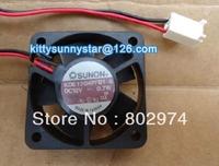SUNON 4010 KDE1204PFB1-8 12V 0.7W 2Wire Cooling Fan