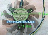 EVERFLOW 8010 T128010SH 12V 0.25A 4Wire Cooling Fan