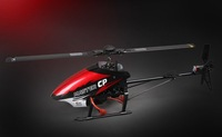WALKERA 2.4GHz Master CP 6 Axis Gyro 6CH Helicopter With 3pcs Original Battery With DEVO 10 Transmitter RTF