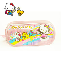 stationery bags girls storage pencil case  pencil bags cartoon