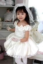 popular children wedding dress